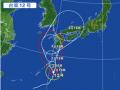 台風9月2日
