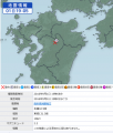 ⑤3日地震