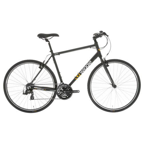 Wiggle-Hybrid-Bike-Hybrid-City-Bikes-Black-1WGMY16T705ふぇw1UK0001-0