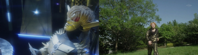 ウルトラ史上初!【ウルトラマン・オーブ】でババルウ星人が人間体&正義の味方に!!