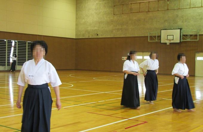 近県薙刀錬成会 28.5.29