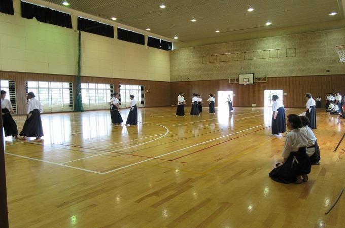 薙刀錬成会 H28.6.19