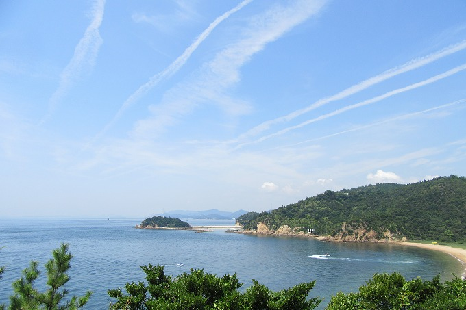直島 海 空 28.7.31