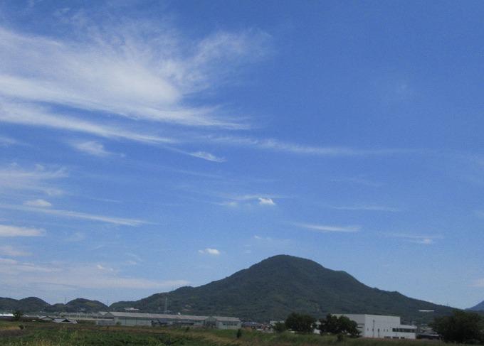 秋の空と雲 28.8.25