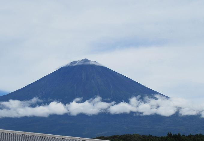 富士参り 富士山 28.9.25 朝