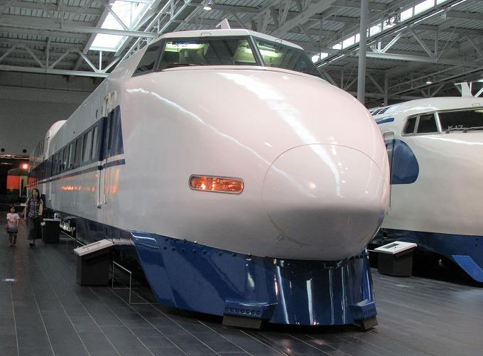 リニア鉄道館 新幹線2 28.9.26