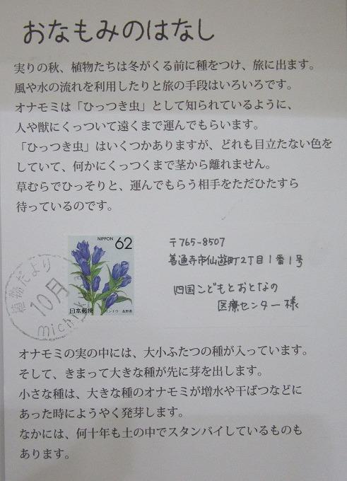 オナモミの説明 28.10.8