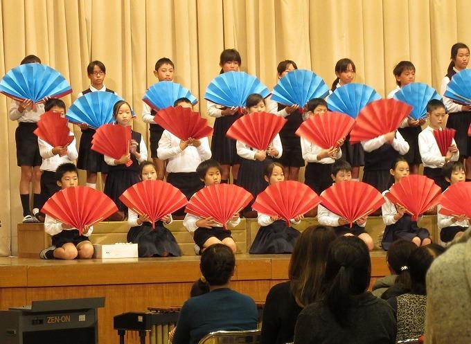 中孫・・地区文化祭 28.11.6