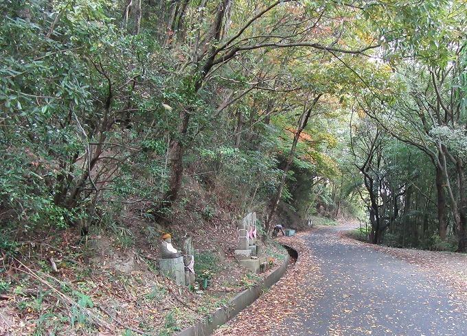 爺神山お参り 6 28.11.15
