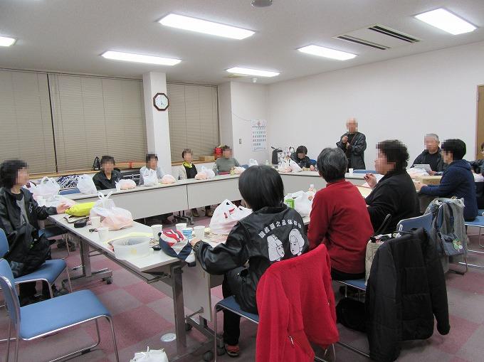 大坊市 定期公演終わって 28.11.23