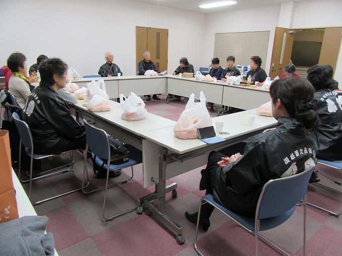人形浄瑠璃定期公演終了 28.11.23