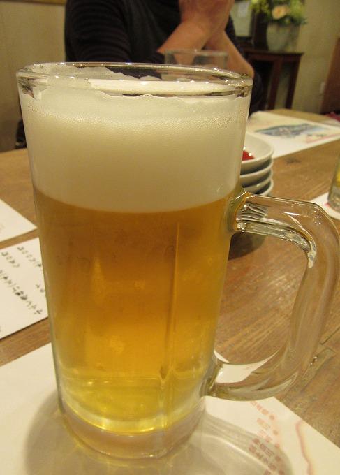 生ビール大ジョッキ 28.11.26