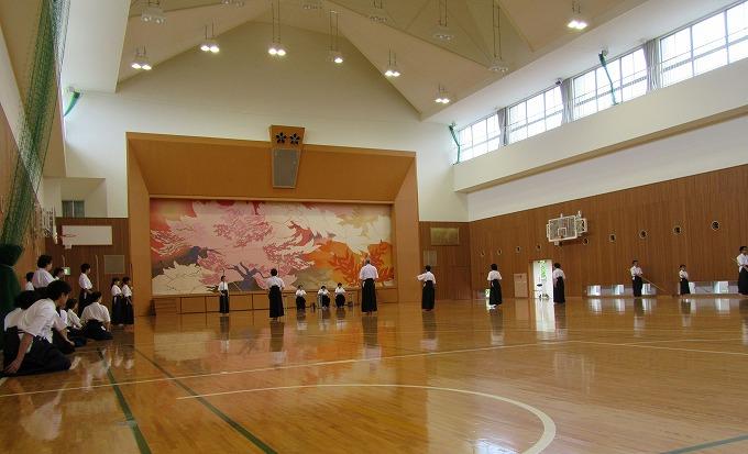 薙刀香川県錬成会 28.9.4