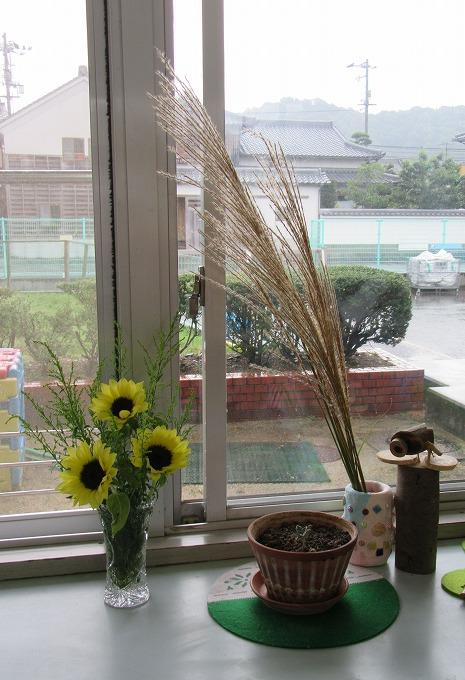 外は雨降ってます! 28.9.14