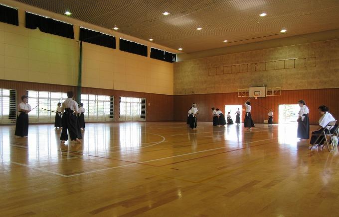 近県薙刀錬成会 28.6.18(土)
