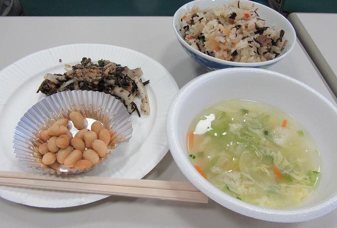 ドライパックシリーズ試食会 28.6.29