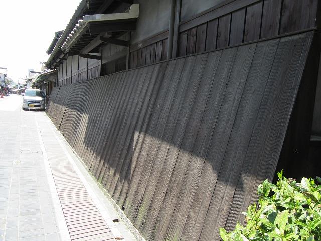 竹原 雨撥ね避け 9 28.4.15