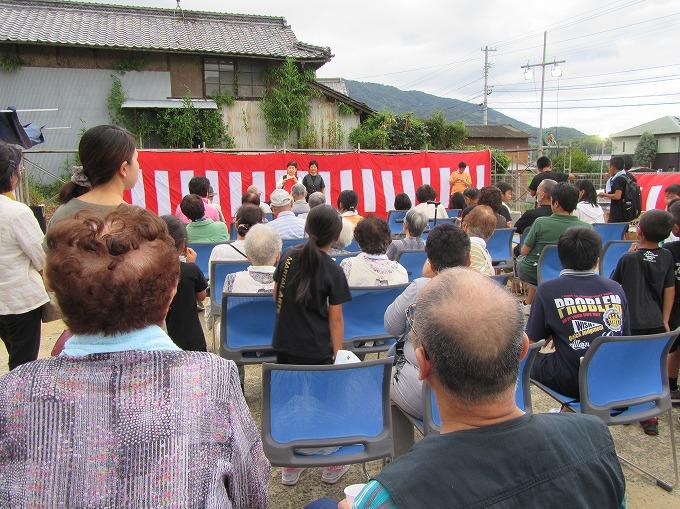 うちん家 夏祭り 28.8.27