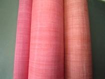 ピンクのモシ 麻