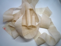 チュンポ 絹と麻の混合生地
