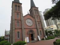 桂山聖堂 大邱