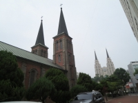 大邱の教会群