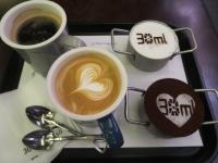 大邱 カフェ チョコレートとティラミス