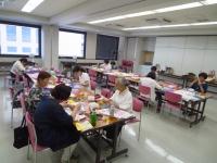 朝日カルチャーセンター北九州 日曜日 ポジャギ教室