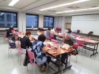 朝日カルチャーセンター北九州 ポジャギ教室