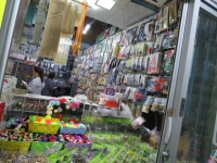 大邱 西門市場 手芸道具のお店