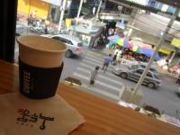 大邱 西門市場 カフェ