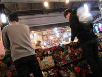 ソウル 広蔵市場 双子のお店