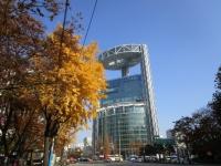 紅葉と鐘路タワー