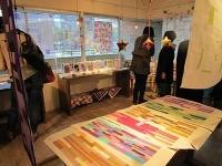 2016年12月 広島 はじめてのポジャギ作品展