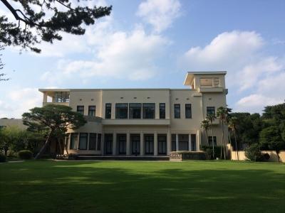 庭園美術館2