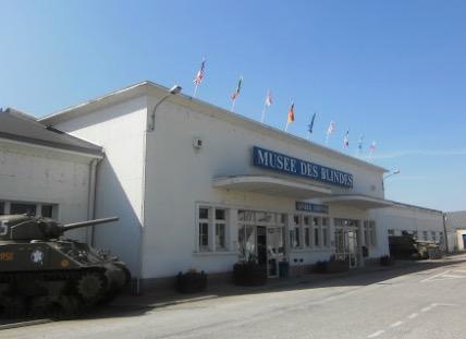 ソミュール 戦車博物館