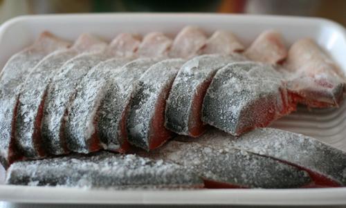 北太平洋カムチャッカ沖で獲れた天然の紅鮭
