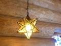 星のペンダントランプ
