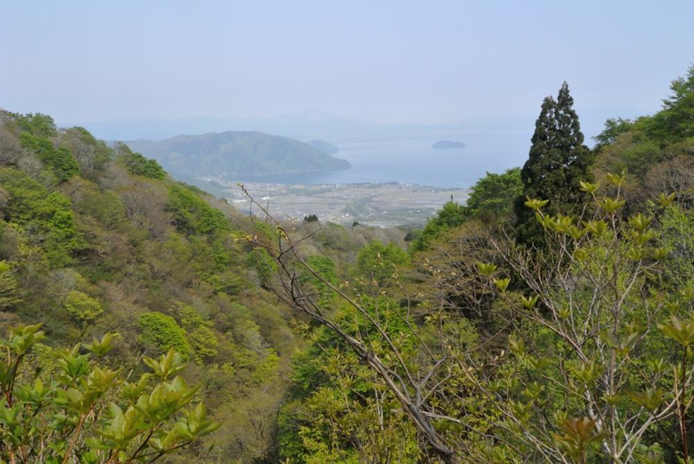 新緑竹生島DSC_3468