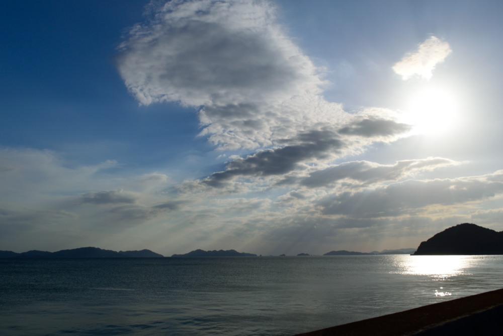 太陽と海DSC_1049