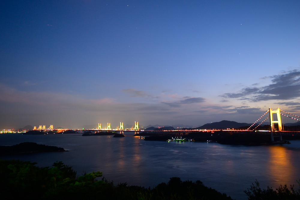 鷲羽山より瀬戸大橋DSC_1189