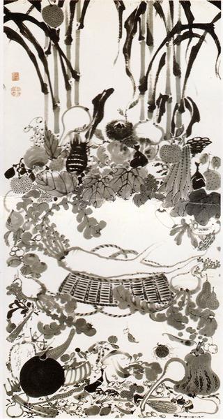 果蔬涅槃図
