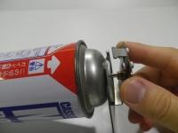 ガス缶スタンド46
