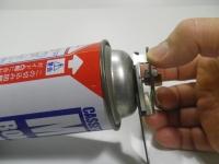 ガス缶スタンド48