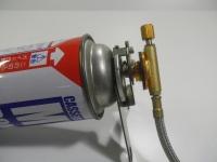 ガス缶スタンド49