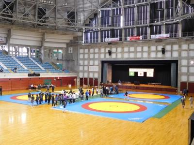 レスリング北日本大会 034