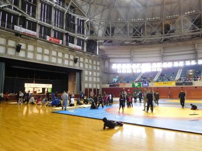 レスリング北日本大会 030