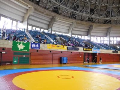 レスリング北日本大会 043