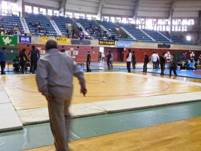 レスリング北日本大会 039