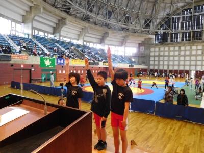 レスリング北日本大会 062